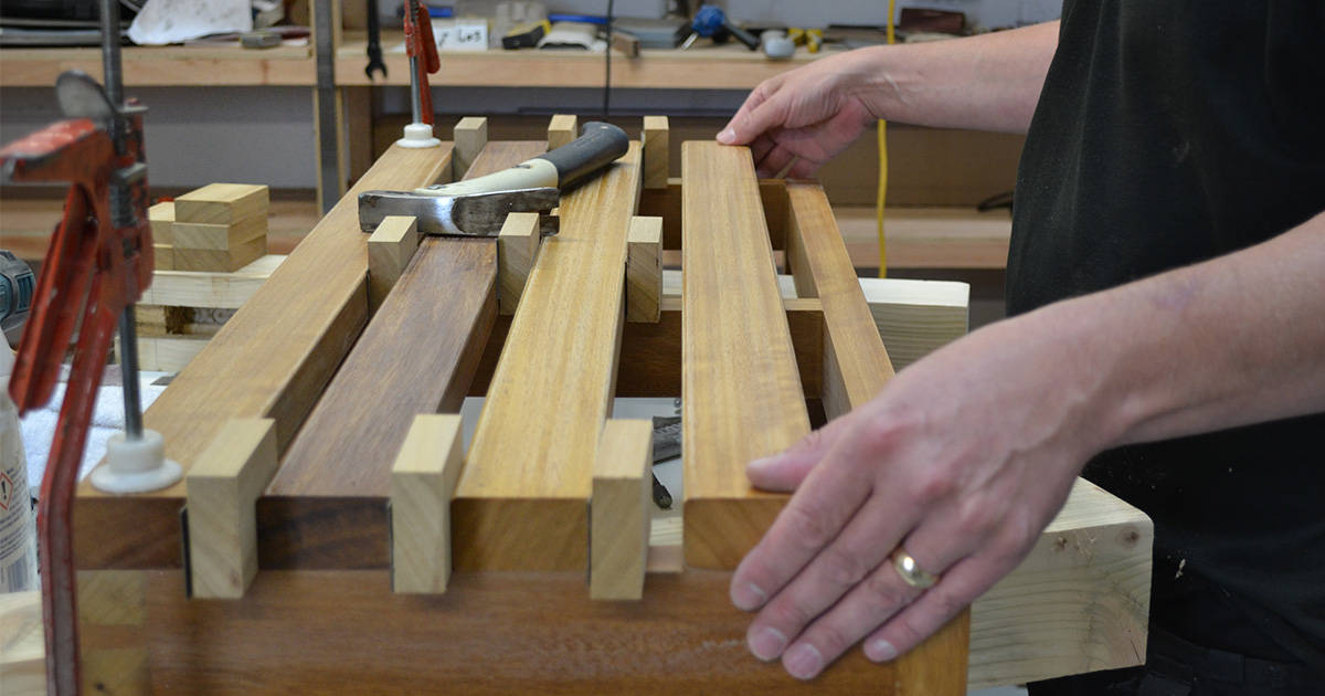 Creating bespoke furniture