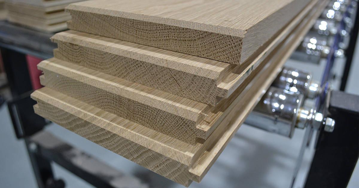 Choosing the correct wood