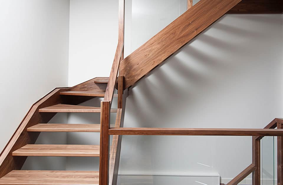 Staircase design guide