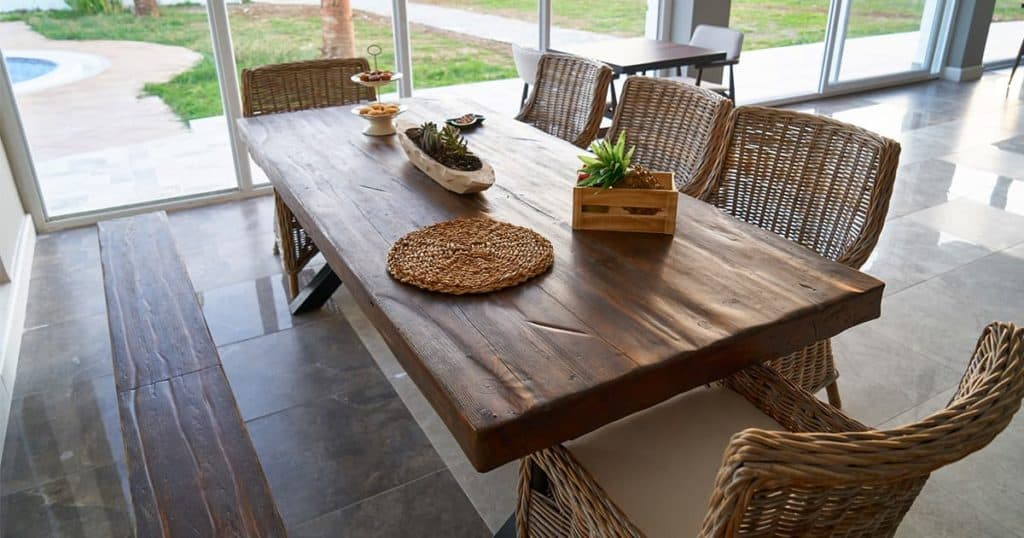 Wood furniture buying guide